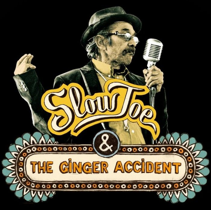 Slow Joe & The ginger Accident (même groupe qui accompagne Fersen ...