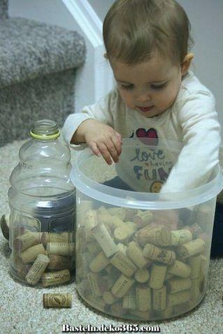 Kreative und großartige kostenlose Aktivitäten, um das Baby bis zu 9 Monaten zu stimulieren.   – Krippe