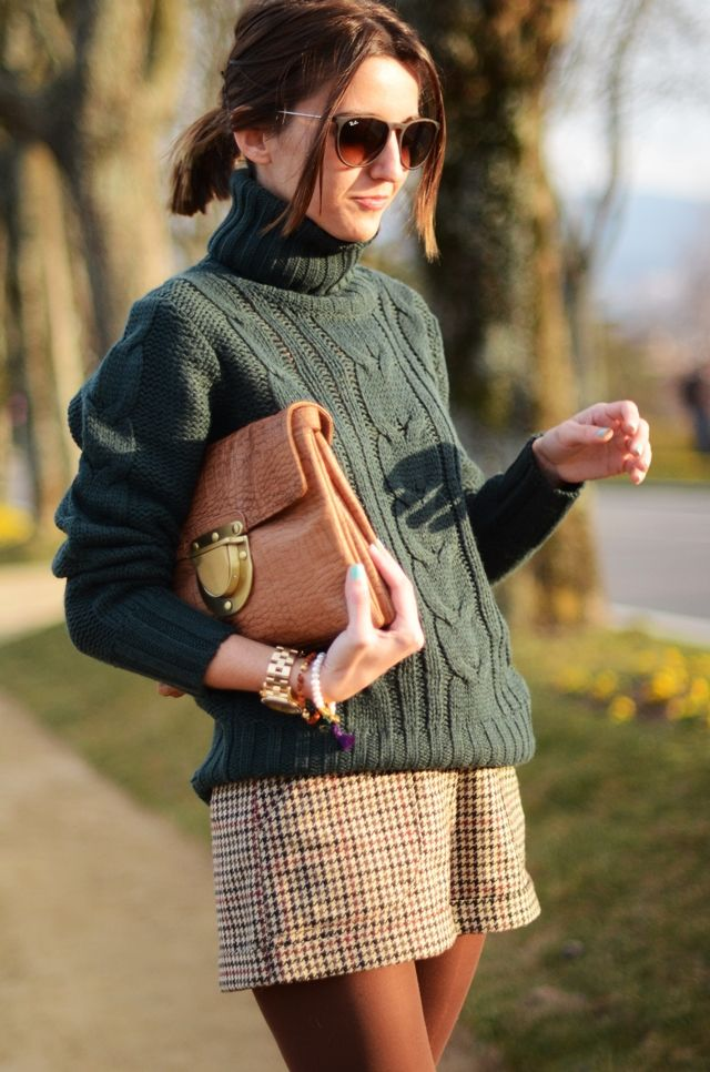 cute look...I think I have similar things in my closet to pull a variation of this off!