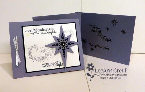 Gorgeous Star of Light card with video   Flowerbug's Inkspot   Bloglovin'