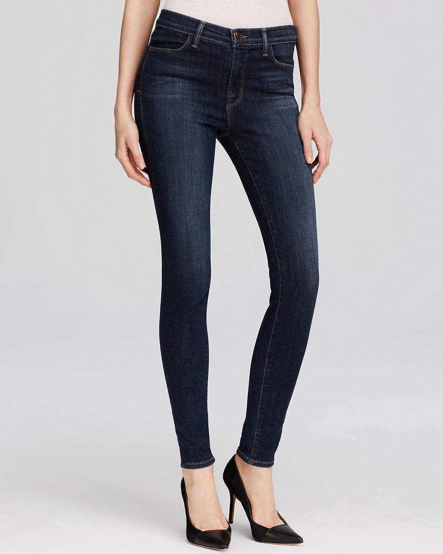 1e87da555c9b J Brand Maria Skinny Jeans in Oblivion   Denim love   Jeans, Denim ...