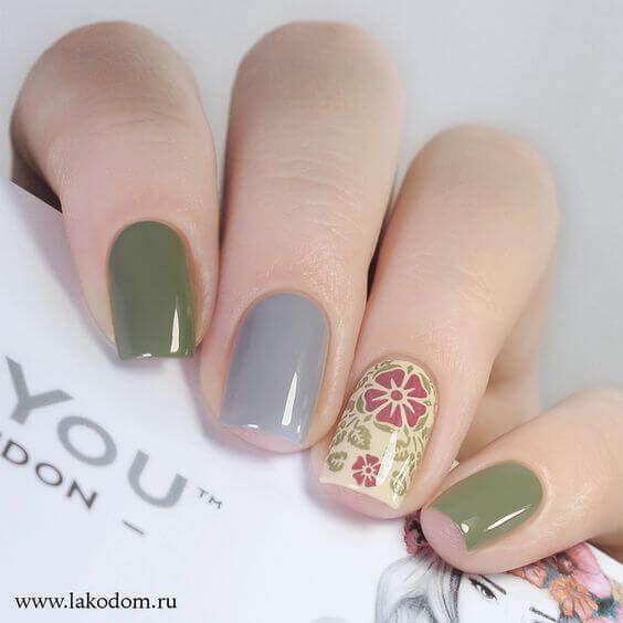 Decoracion de u as 100 dise os u as decoradas nail art inspiraci n - Disenos de unas decoradas ...