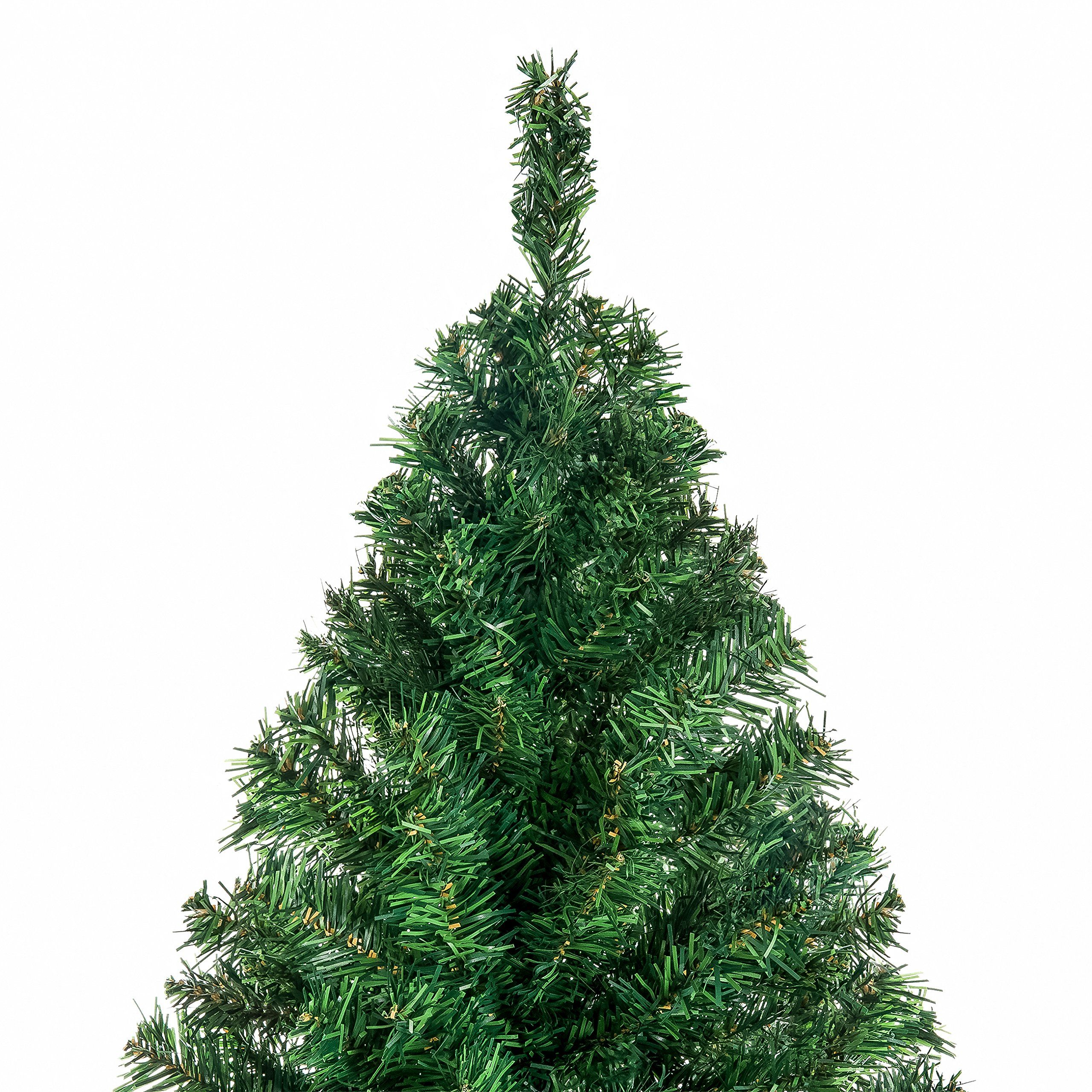 Best Choice Products 6 Premium Hinged Artificial Christmas Pine Tree With Solid Metal Leg Christmas Tree Sale Christmas Tree Delivery Artificial Christmas Tree