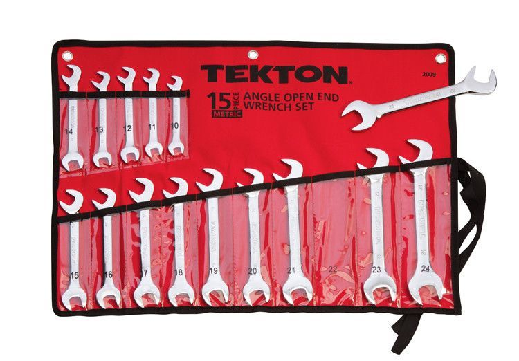 WAE84013 TEKTON 13 mm Angle Head Open End Wrench Wrenches