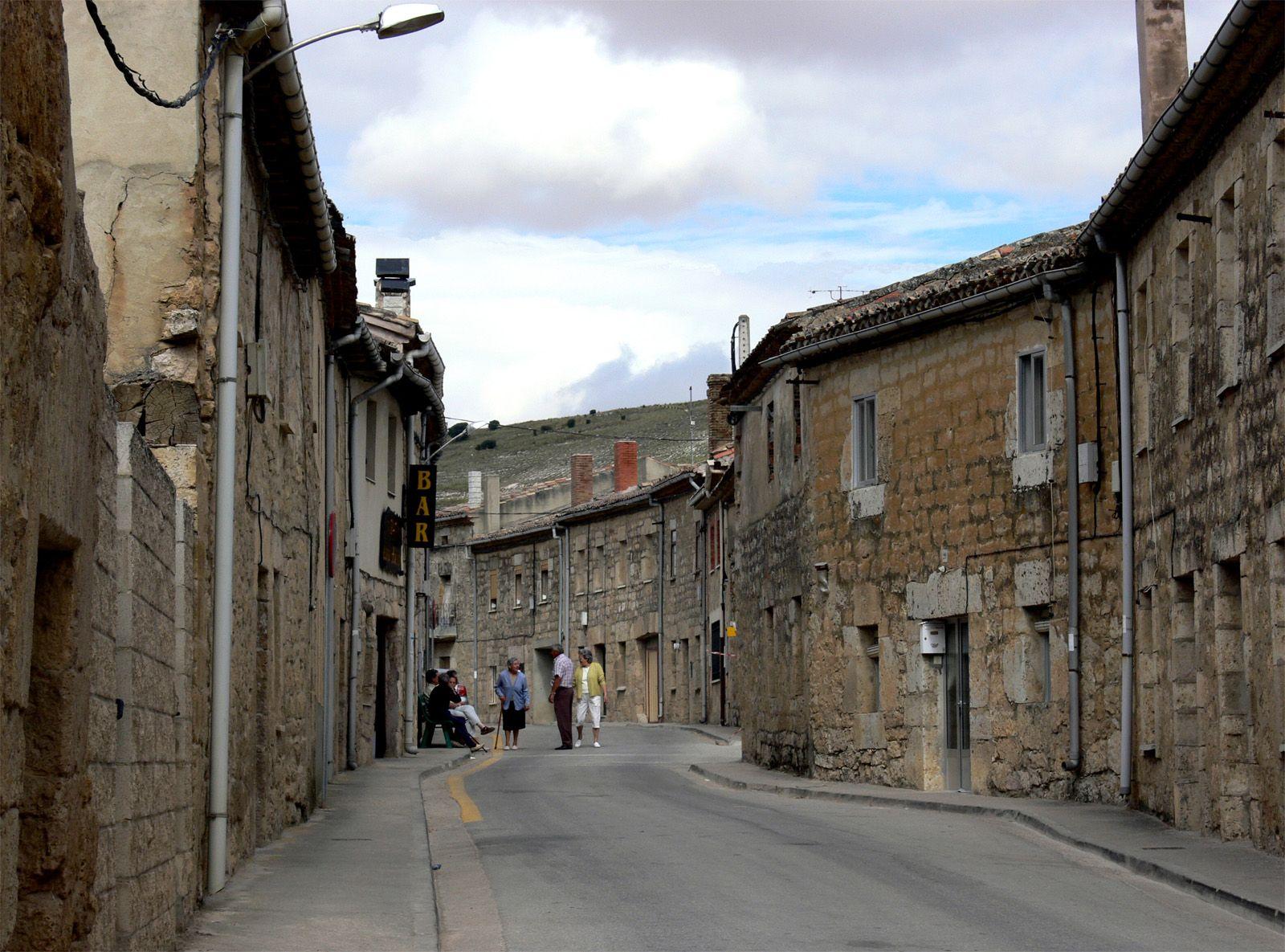 Hornillos del Camino, Spain | Camino frances, Camino de santiago ...