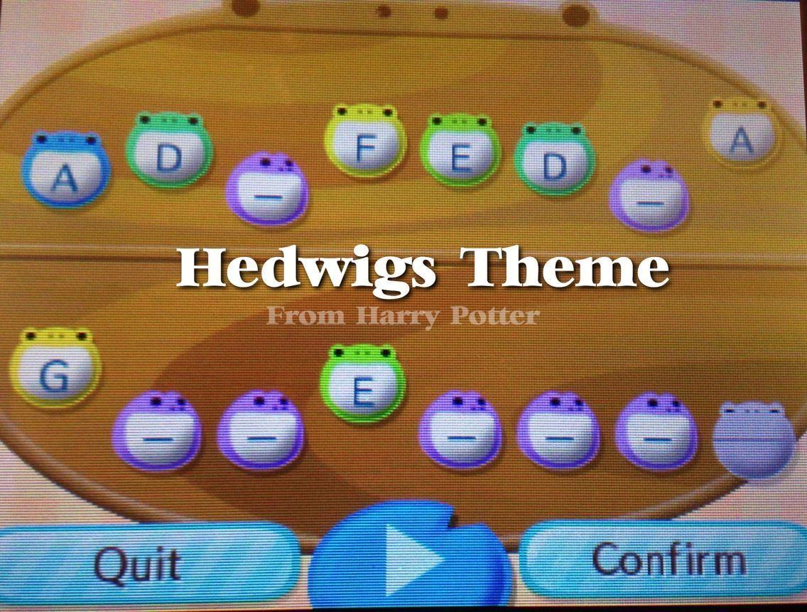 El Tema De Animal Crossing Town Tune Hedwig Animal Crossing Town Tune Animal Crossing Music Animal Crossing 3ds