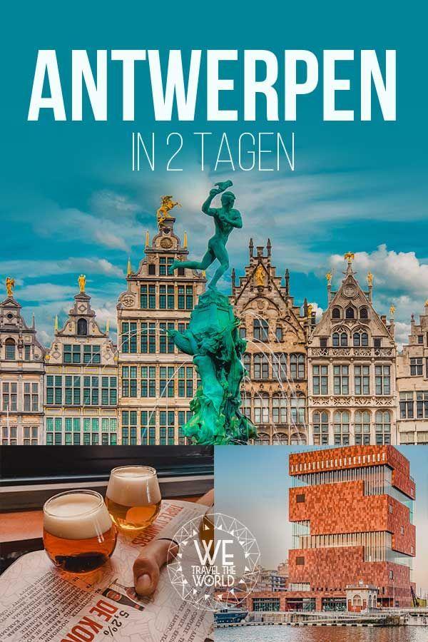 Antwerpen in 2 Tagen: 15 Dinge, die du in Antwerpen gesehen und gemacht haben solltest