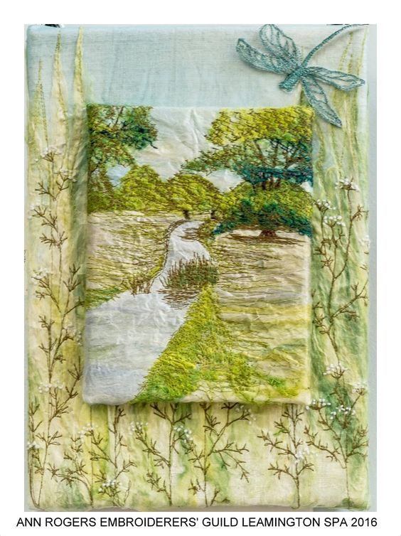 From Embroiderers' Guild.