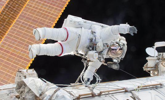 VÍDEO: Cómo el espacio afectó a Scott Kelly