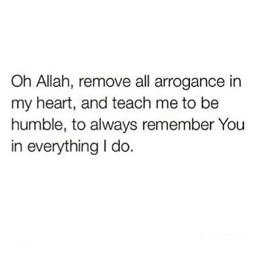 Be Like Prophet Muhammad Pbuh Humble For Being Humble Is The