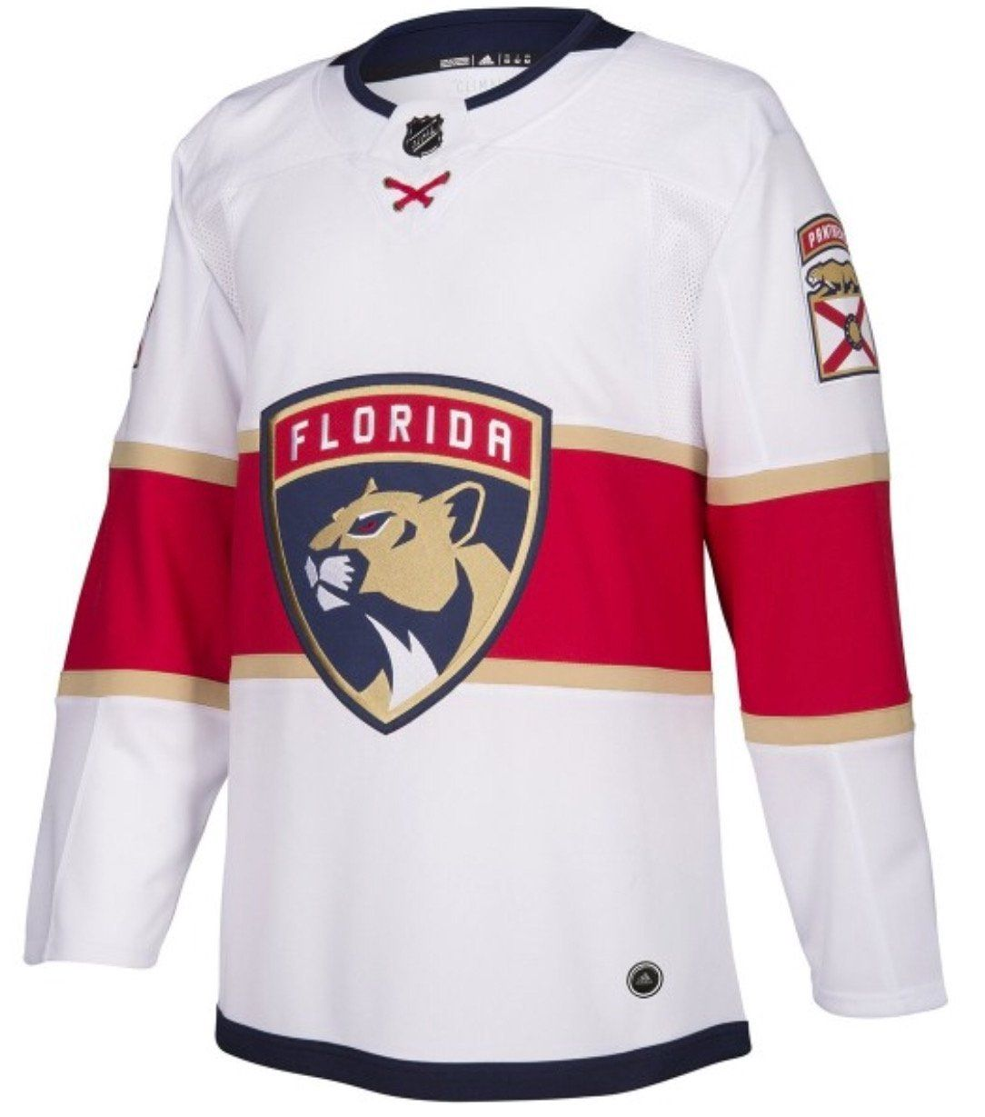 3d5c9ca7 Florida Panthers Premier Adidas NHL Home - Road & Alt Jerseys ...