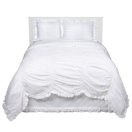Still Trying To Decide Exactly What I Want My Duvet Cover To Look Like Other Than White Shabby Chic Duvet Shabby Chic Bedding White Shabby Chic