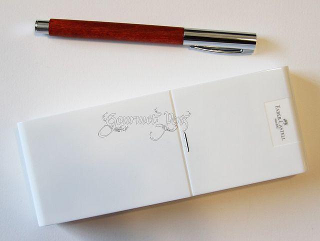gorgeous pen  fountain pen reviews pen faber castell