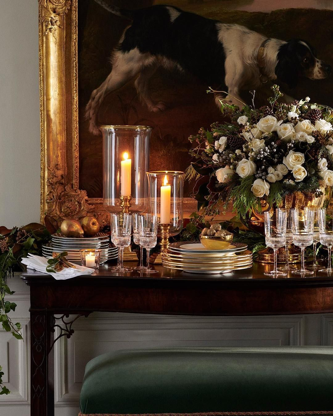 "Ralph Lauren Home (@ralphlaurenhome) On Instagram: ""A Luxe"