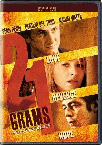 21 Grammes 2003 Sean Penn I Movie Movies