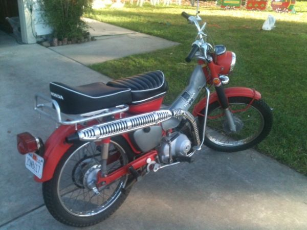 Honda Trail 90 Dirt Bike Google Search Motorbike Pinterest