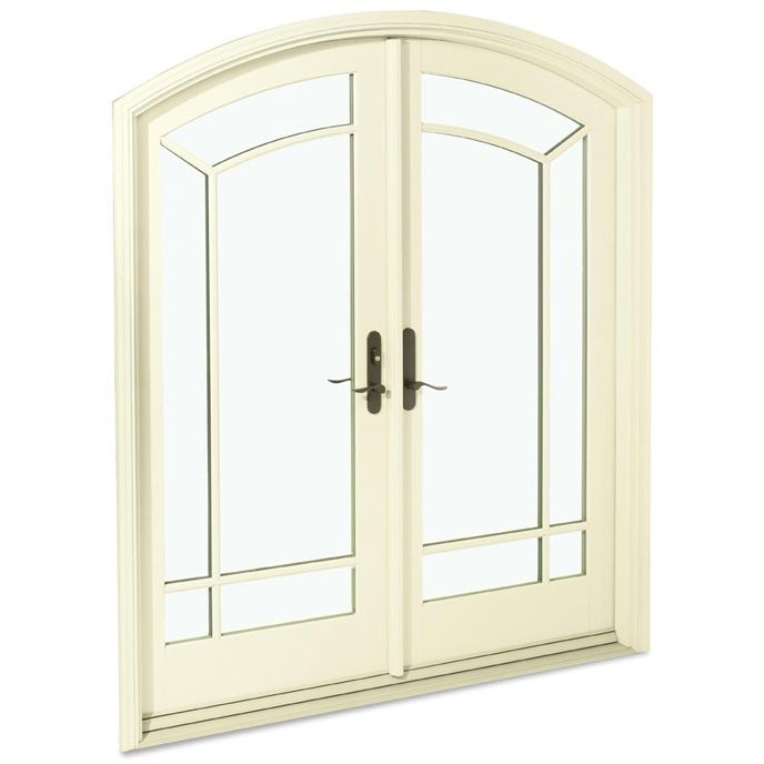 Arched French Patio Doors Marvin Doors Home Pinterest French