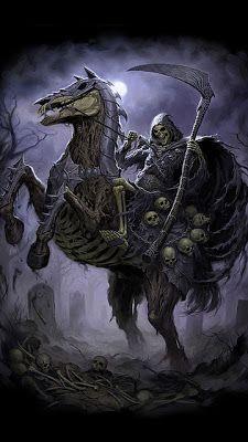 Death erotic fantasy phrase
