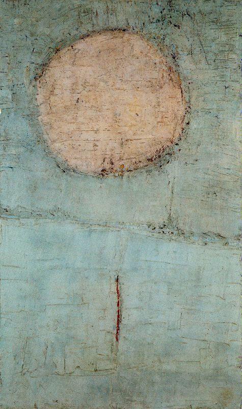 Nicolas de Stael - The moon