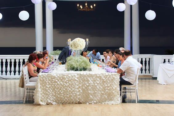 Gazebo Reception At Grand Palladium Lady Hamilton Resort Jamaica