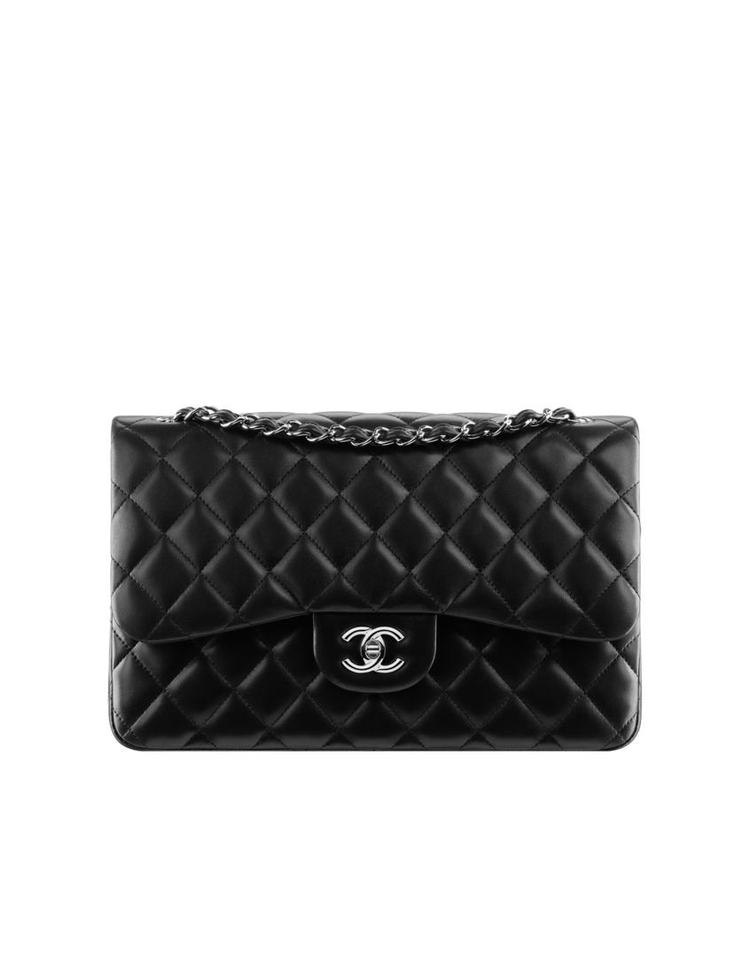 Classic flap bag in quilted... - CHANEL Spring-summer 2015