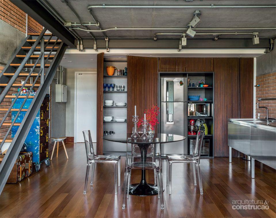 Resultado de imagem para planta martin architects loft - Loft industriel martin architectes kiev ...