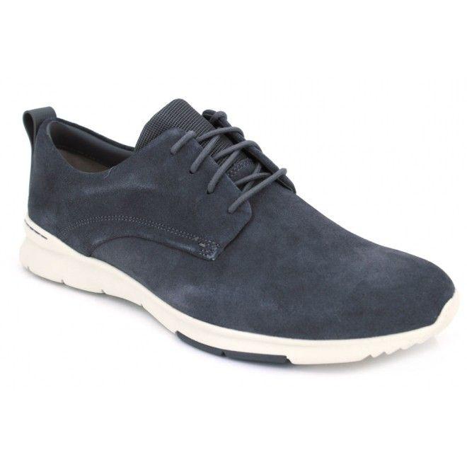 SC - Zapatos de cordones de Material Sintético para hombre, color marrón, talla 42.5