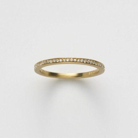 Perfect. Sophie Bille Brahe Petite Rue Du Diamant Ring
