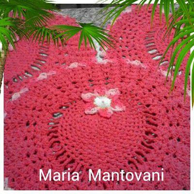 Crochetando com Maria Mantovani: Jg de banheiro com gráfico...vc pode abusar nas…
