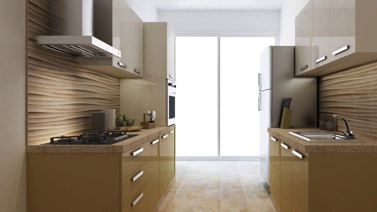 Samples Parallel Modular Kitchen Designs Catalogue Ideas You'll ...