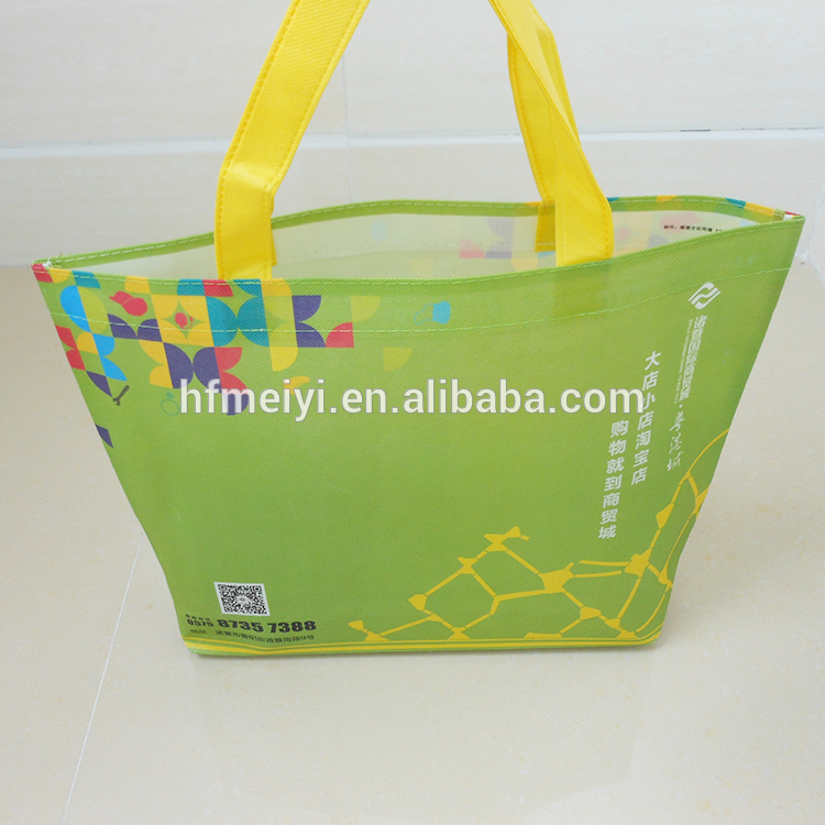 Cheap Price Custom Printed Eco Friendly Tote Grocery Shopping Fabric