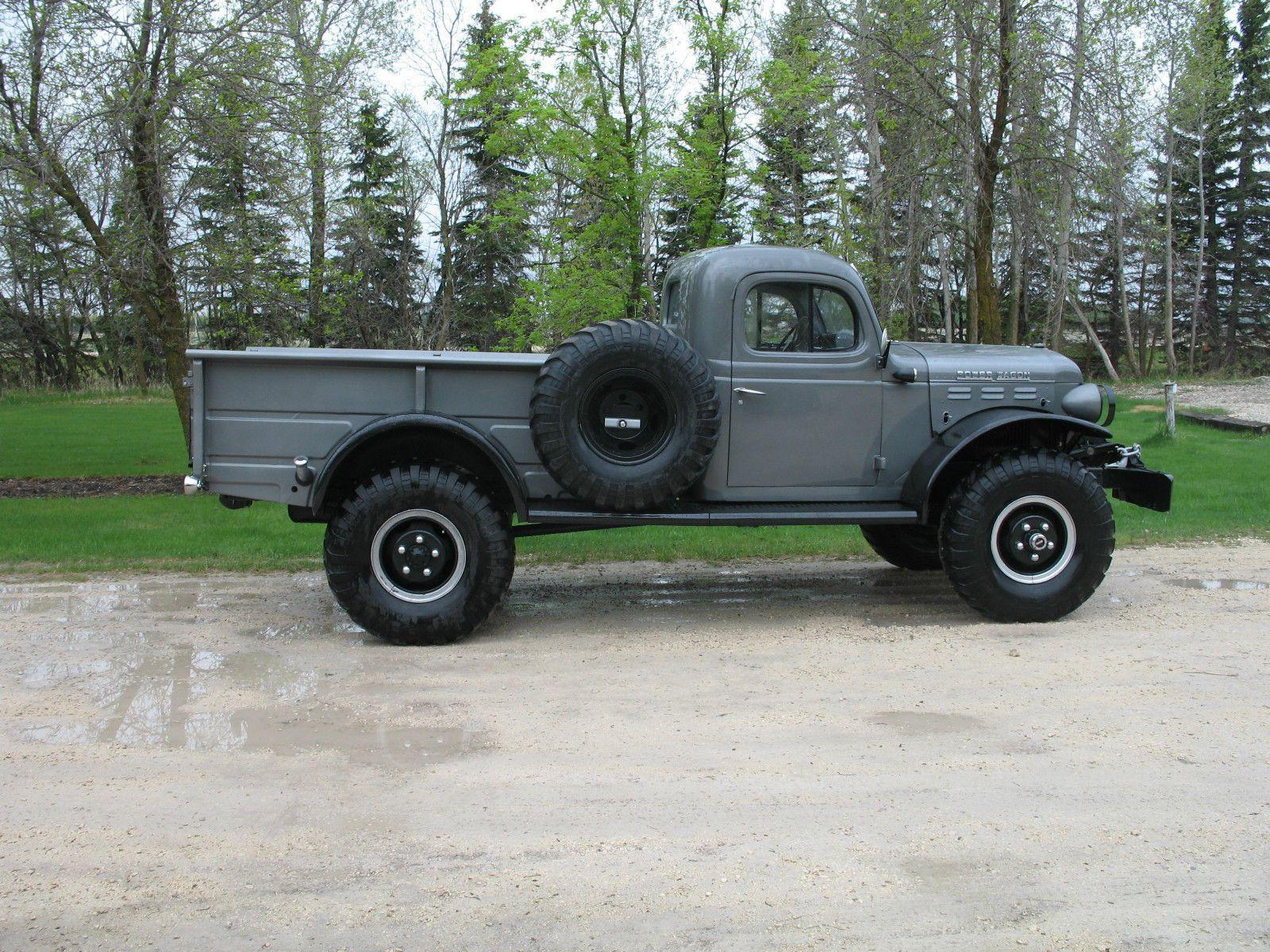 Dodge : Power Wagon Base   Dodge trucks, 4x4 and Cars