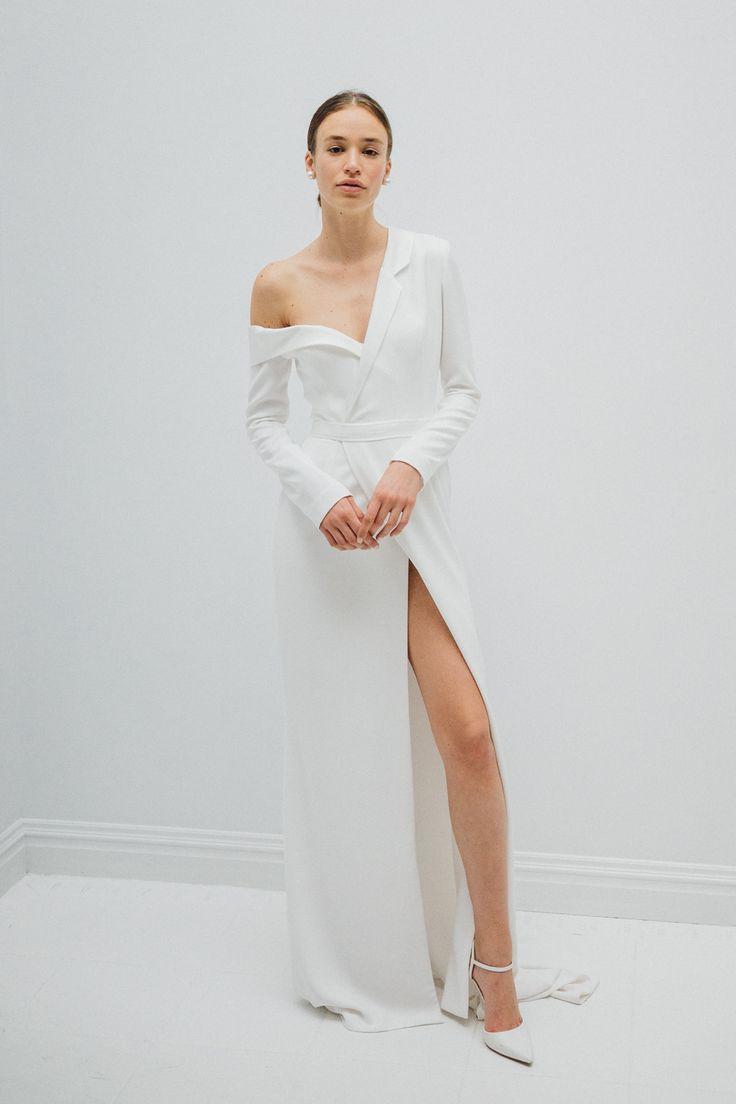 Fashion-forward brides must see the latest Livne White wedding dresses