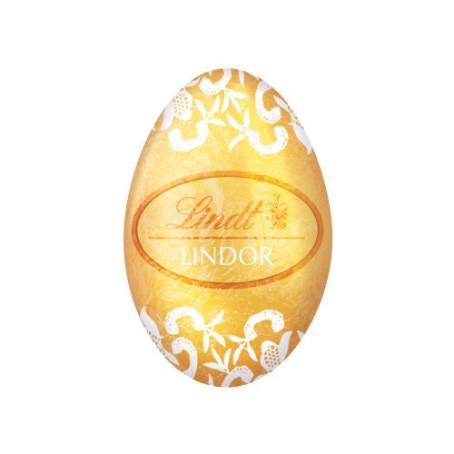 Lindt Lindor Truffles Easter Egg White Chocolate 15 Pound