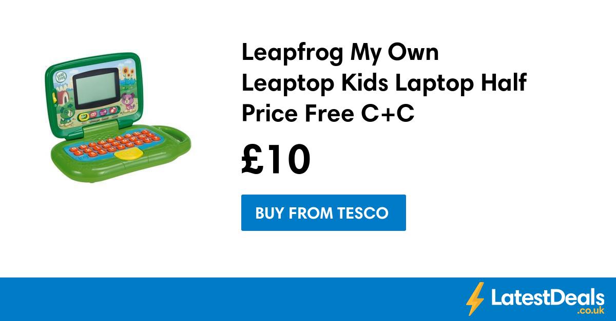 Leapfrog My Own Leaptop Kids Laptop Half Price Free C+C, £