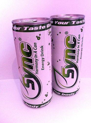 Sync Energy Drink Healthy Energy Drinks Drinks Energy Drinks Packaging