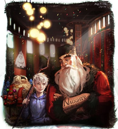 Rise of the Guardians by ~hoo0