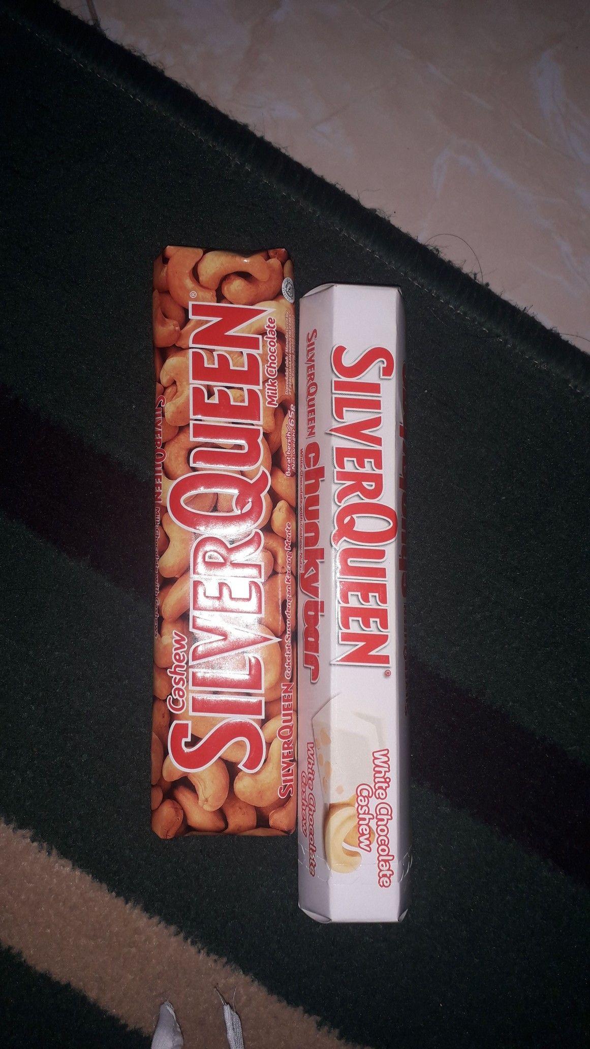 silverqueen Ide makanan, Coklat, Makanan palsu