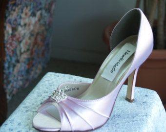Light Purple Bridesmaid Shoes