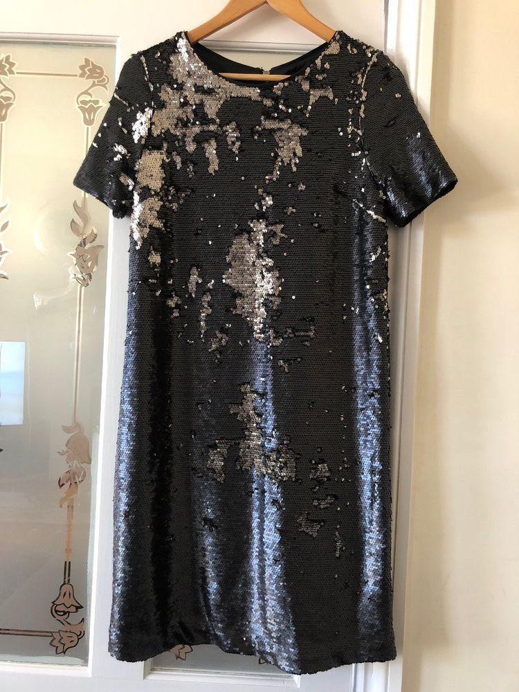 ab9c670c2bc New Next Sequin Dress Christmas Party Size 10 #fashion #clothing #shoes  #accessories #womensclothing #dresses (ebay link)