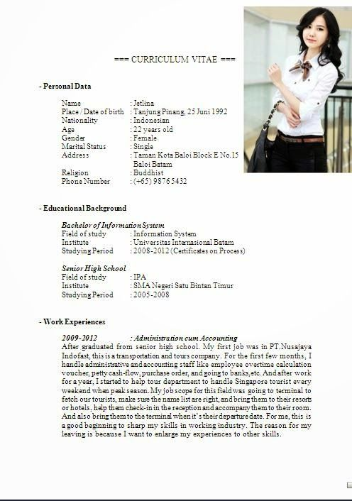 cv london example sample template example ofexcellent curriculum