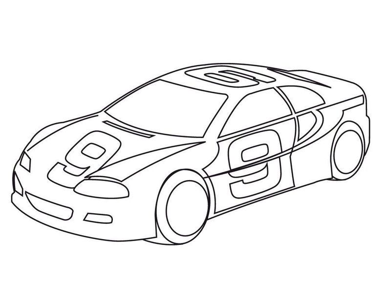Pin Di Vehicles Coloring Pages