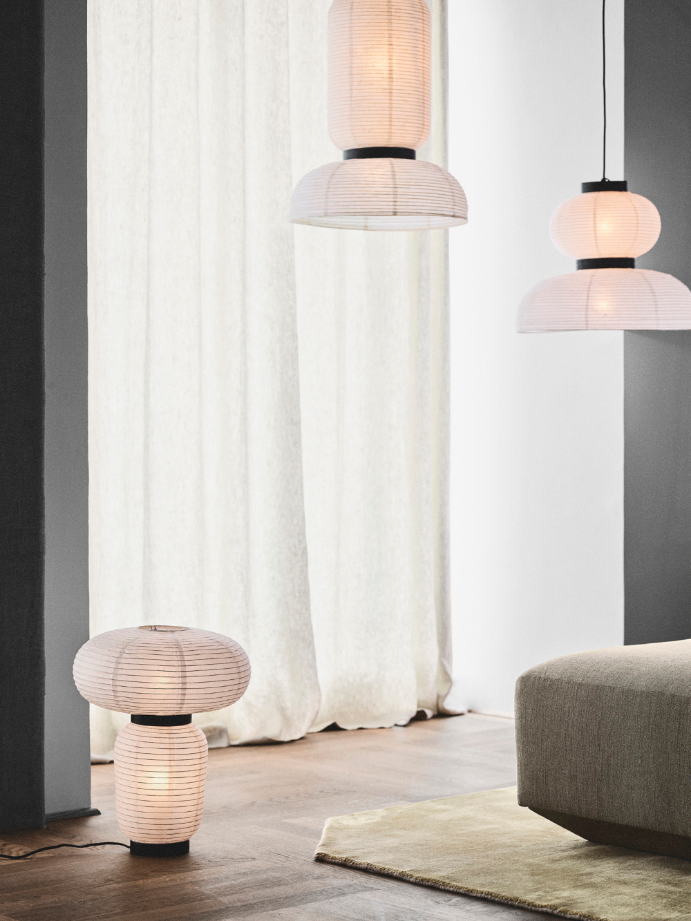 Formakami Jh3 By Jaime Hayon For Tradition In 2020 Lamps Living Room Lamp Paper Light