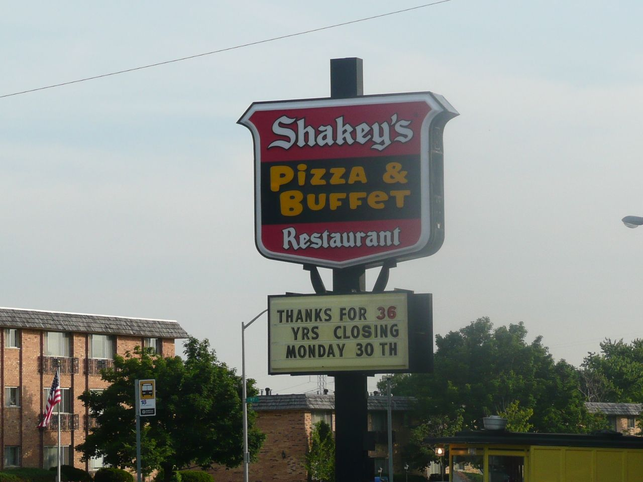 Shakeys Pizza Was Able To Get My Kids Here For The Experience