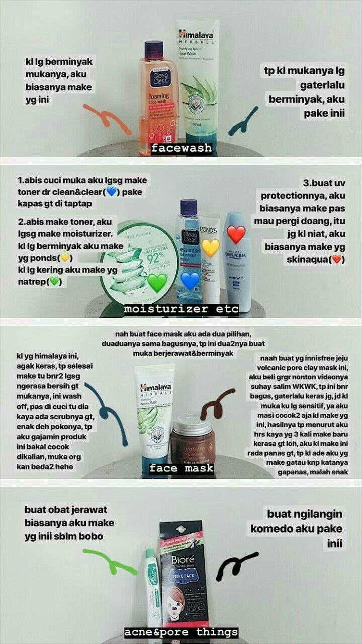 Clean N Clear Untuk Wjah Komedo Jerawat