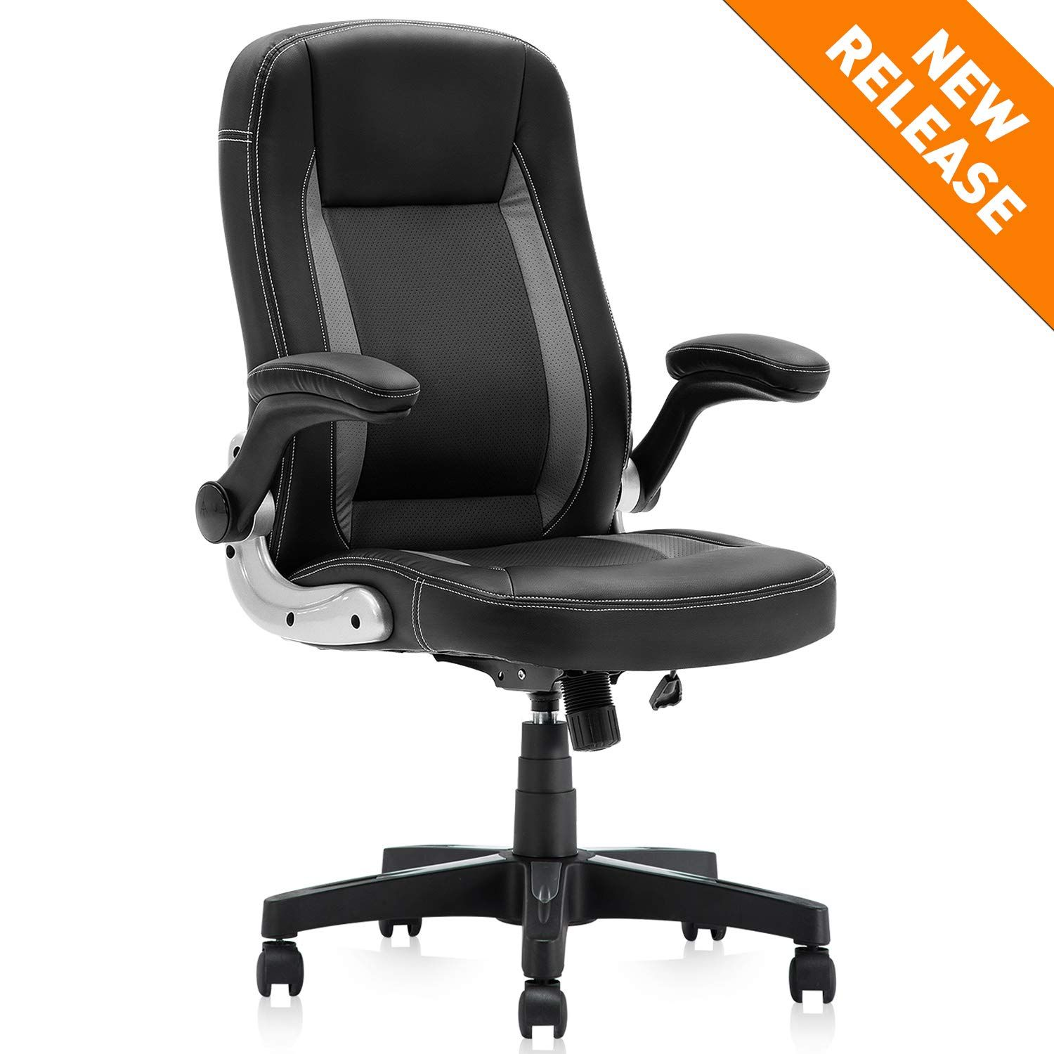 B2c2b leather executive office chair computer desk chair