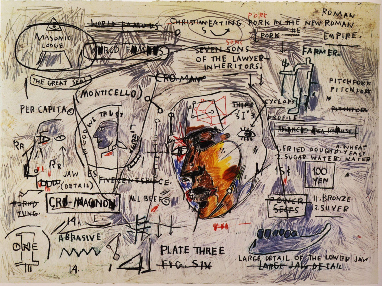 Assez basquiat | Jean-Michel Basquiat | Pinterest | Écriture, Peinture  OZ24