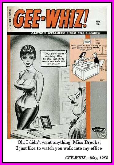 Bondage Cartoon Ward, Höllenakte