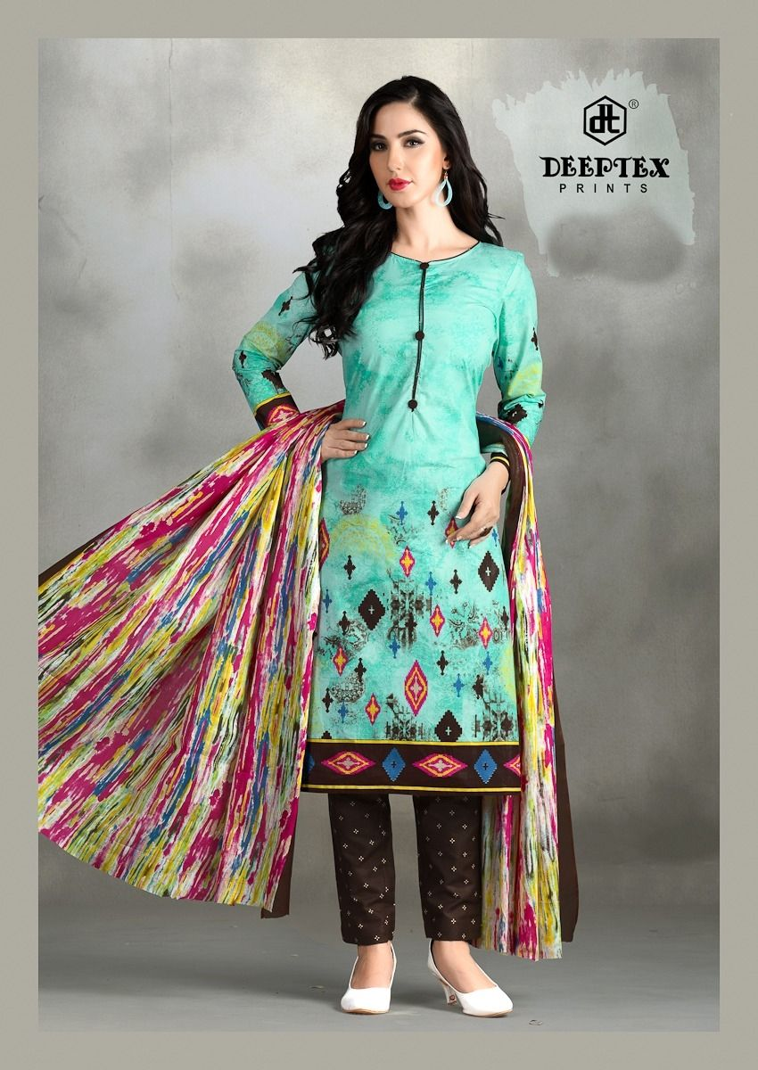 58f5d7e358 DEEPTEX PRINTS CHIEF GUEST VOL 11 BUNDLE OF 15 PRINTED COTTON DRESS MATERIAL  COLLECTION AT WHOLESALE RATE
