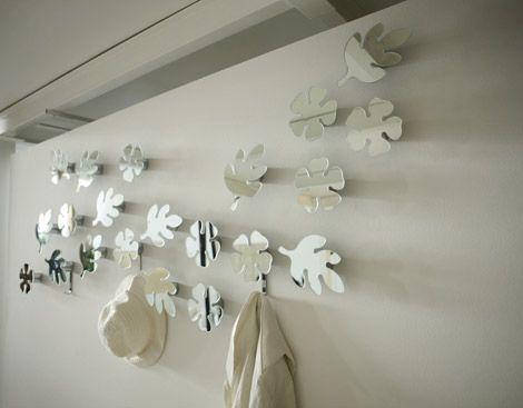Modern Mirror Wall Art and Mirror Accessories by Porada ...